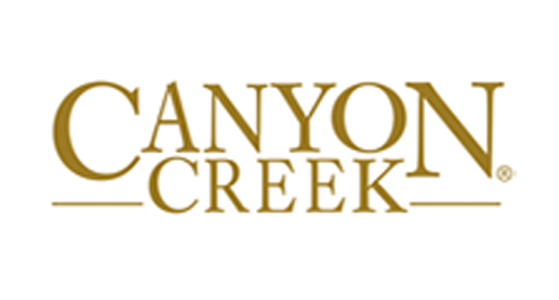Canyon Creek logo; Social media marketing