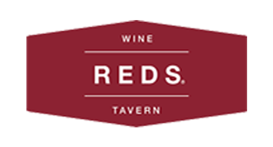 Reds Wine Tavern logo; social media marketing