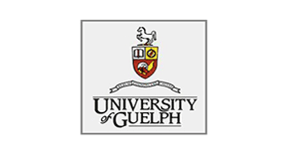 University of Guelph Logo; Social media marketing